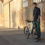 Evo Urban Utility Bike : Hybrid Bicycle with A Modular Accessory Platform