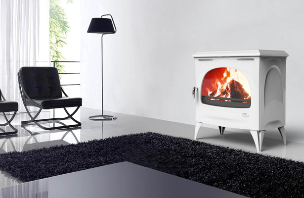 Evolution Godin Wood Style Stove by Jerome Olivet