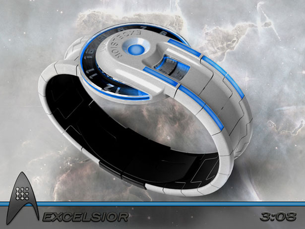 Excelsior Watch by Peter Fletcher