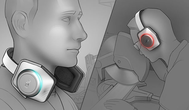 EXO - Personal Protective Equipment (PPE) by Adrian Taylor and Engin Hassamanci