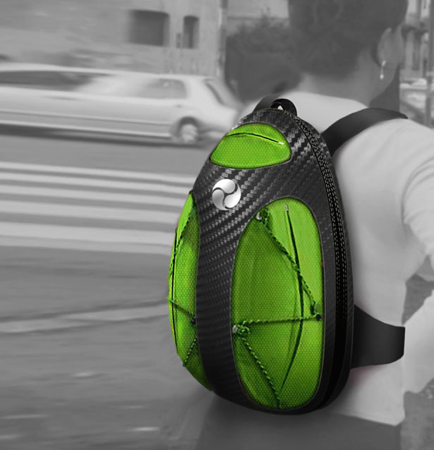 Exoskeleton Design Backpack