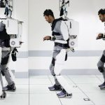 A Mind-Controlled Exoskeleton Suit Makes Paralyzed Man Walks Again