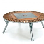Extremis Gargantua Multi-Functional Garden Table
