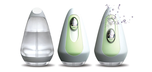 Eye Mist Eye Sprayer by Jang Yeong Seo, Lee Hyung Sub, Park On Hee, and Roh Ga Young