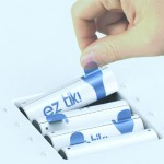 EZ-Tik Strap Features an Innovative and Convenient Way of Removing Batteries
