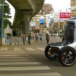 EZY Rider : Personal Vehicle for India's Urban Traffic Condition