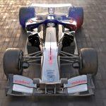 Radical F1 Concept Car by Olcay Tuncay Karabulut