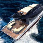F33 Spaziale Yacht - Small Yet Reliable Recreational Boat with Different Possible Layouts