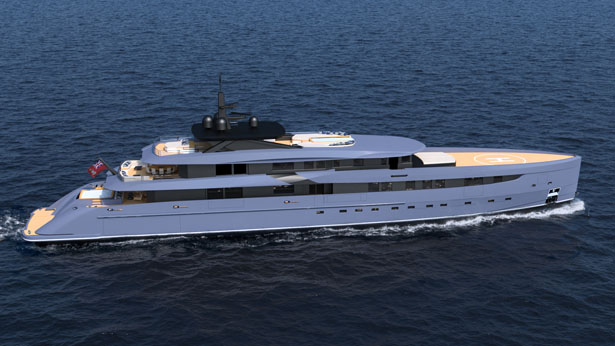 F65 Concept Yacht by Marco Ferrari
