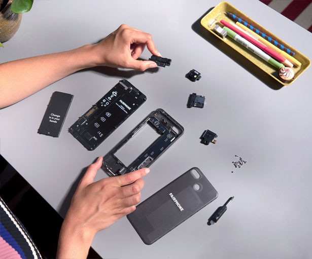 Fairphone 3, a Modular Phone Made With Care for People and This Planet