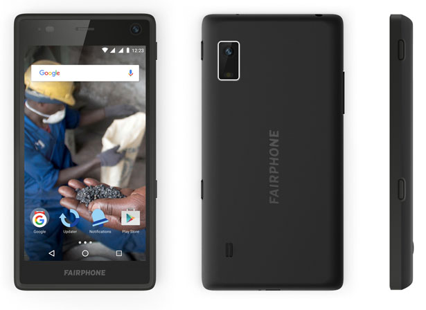 Fairphone 2 Modular Smartphone