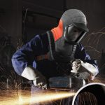Falcon: Next Generation Concept Welding Mask for Better Protection, Vision, and Communication