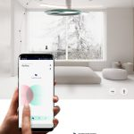 Fan Tone Ceiling Fan & Air Cleaner in One by Hyojeong Lee