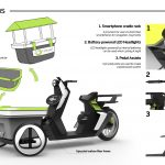 FarGo Upcycled Power-Assist Bicycle for The Southeast Asian Region by YoungJae Kim and Dinesh Raman