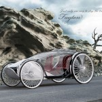 Fayton Ecological Tourism Car Was Inspired by Phaeton and Horses