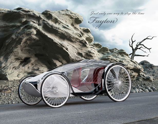 Fayton Ecological Tourism Car by Utkan Kiziltug