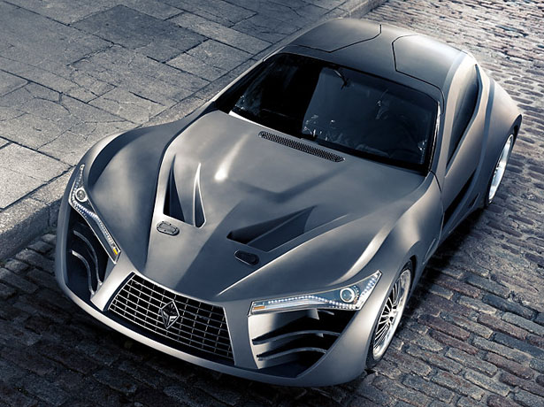 Felino cB7 Sports Car Designed for A Race Track But Would Possibly Be Street Legal