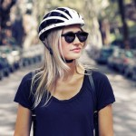 Fend Collapsible Bicycle Helmet for Safety and Convenience