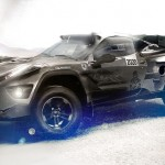 Design Proposal for Ferrari: Dakar 4x4 Rally Concept Vehicle 2020