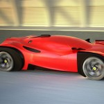 Ferrari Flusso Concept : A Supercar That You Design