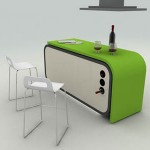 Modular Kitchen Design by Fevzi Karaman