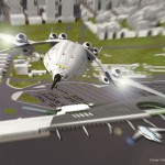 Flash Falcon (FF) : Futuristic Electric Supersonic Jet With Its Own Compact Fusion Reactor