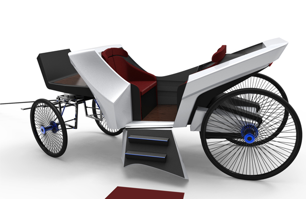 FIAKER 2.0 Advanced Carriage by Michael Hofbauer