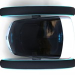 Compact and Smart Fiat Eye Personal Vehicle by Dinard Da Mata