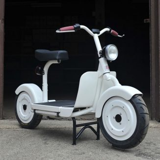 Back to Basic Fido Model 1 Limited Edition All Electric Scooter