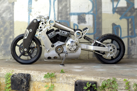 fighter motorcycle