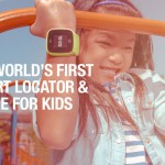 Filip Wristwatch Is A Smart Locator and Phone for Kids