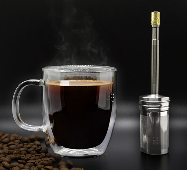 FinalPress - Brew Great Coffee or Tea Anytime, Anywhere