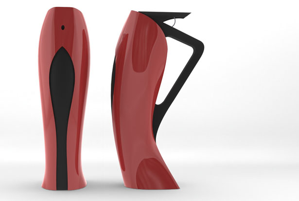 Fire Extinguisher Redesign by Lilian Kong