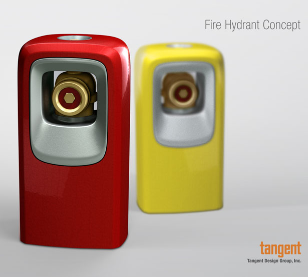 Fire Hydrant Concept by Tangent Design
