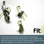 Fit Portable Exercise Bike Can Maintain Your Record of Exercise Program and Performance History