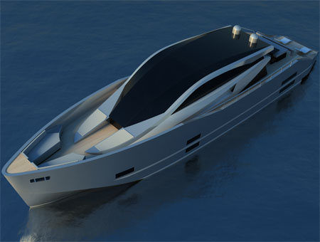 Flaming Ice Yacht Features Unique Interior And Exterior Facilities For An Enjoyable Sea Ride