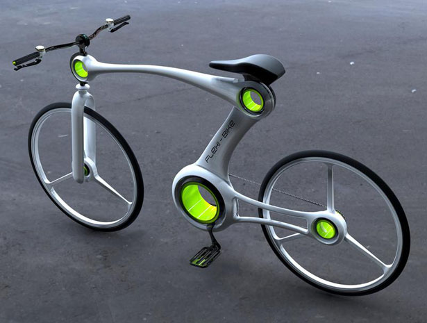 Flexi-Bike by Yoon Hoon