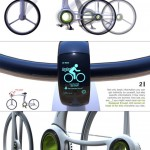 Flexi-Bike With Rotating Frame Allows You to Change Your Riding Posture