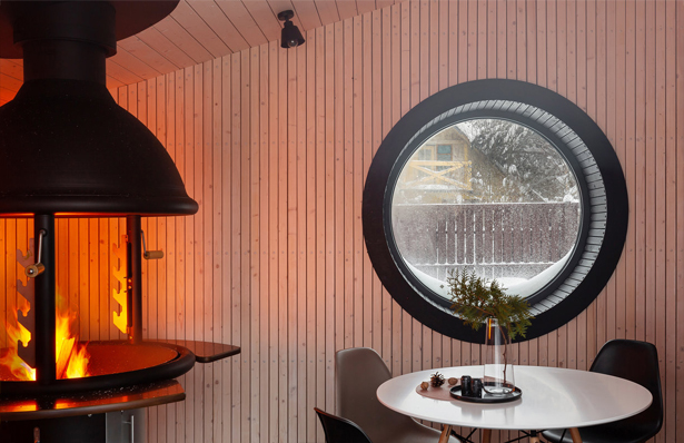 FLEXSE Modern Traditional Scandinavian Grill House by SA Lab