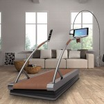 FleXSpace Treadmill Features Open Space Geometries Design