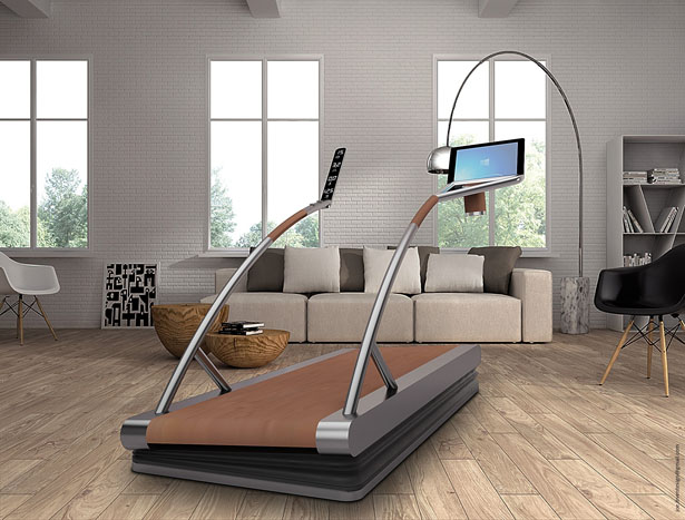 FleXSpace Treadmill by Joe Sardo