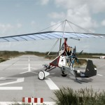 Fliege – Supergiro : Innovative Sportgyrocopter Concept by Daniel Kocyba