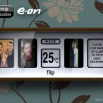 Flip Photo Frame Gives Energy Education By Enabling Keeping A Balanced Room Heating
