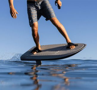Fliteboard Ver. 2 eFoil – Faster, Lighter, and More Maneuverable Board for Water Sports Enthusiasts