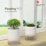 Floating Pot Informs You When It Needs More Water