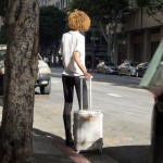 Floatti Super Suitcase Design Represents Movement, Transition, and Transformation