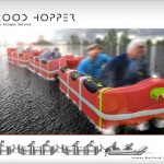 FloodHopper : A Self Inflating Life Raft for Flash Flood Disaster Areas by James Barford