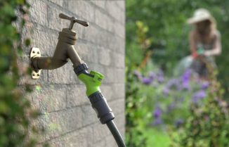 FloStem Water Saving Device by 3form Design