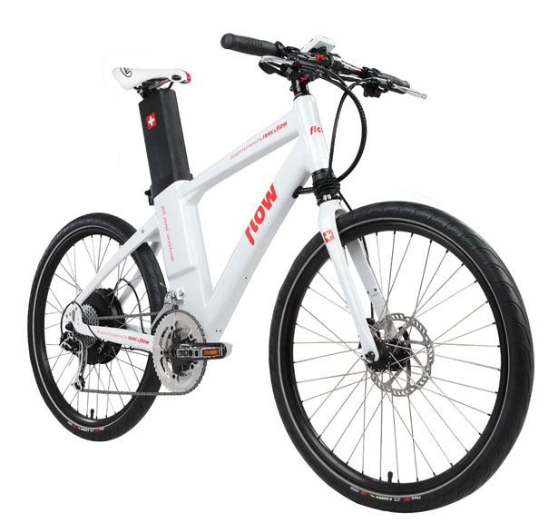 Flow E-Bike by Fairly Bike