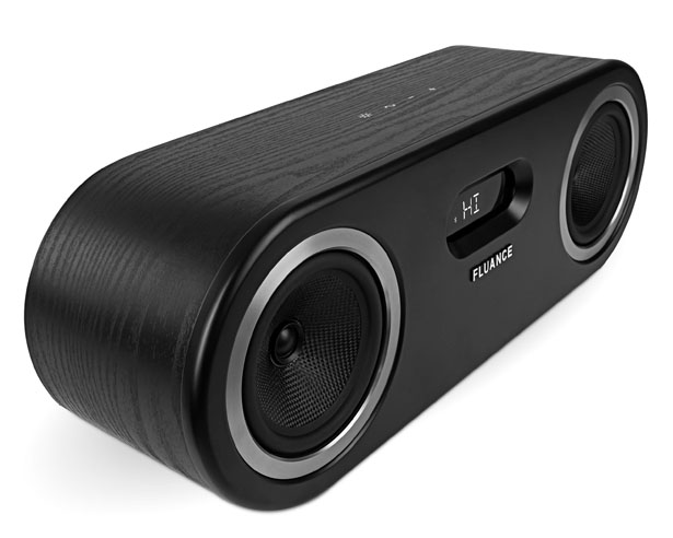 Fluance Fi50 Two-Way High Performance Wireless Bluetooth Speaker